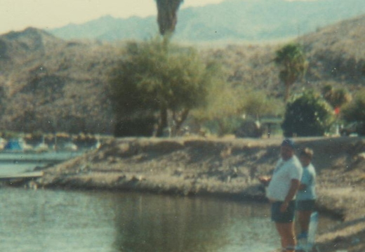 circa 1983 - colorado river carp royalty