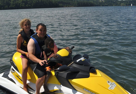sea-doo time