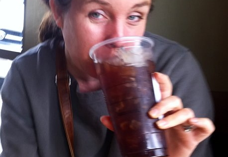 kim and tasty dark starbucks tazo tea