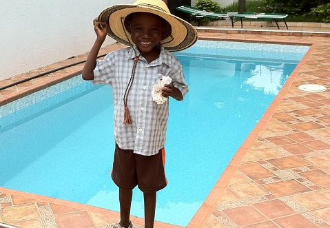 zion at hotel in ghana