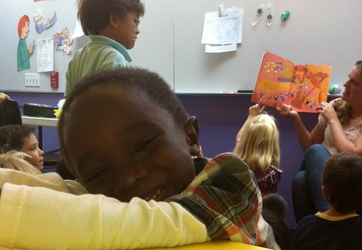 zion at school