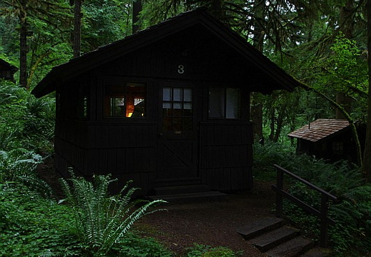 our cabins at silver falls